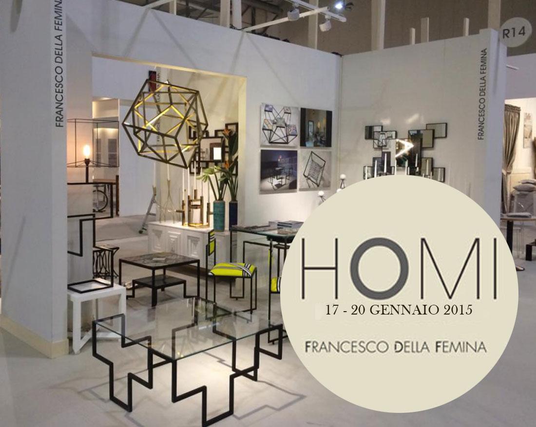 Homi milano u january with interior designer milano for Interior designer milano